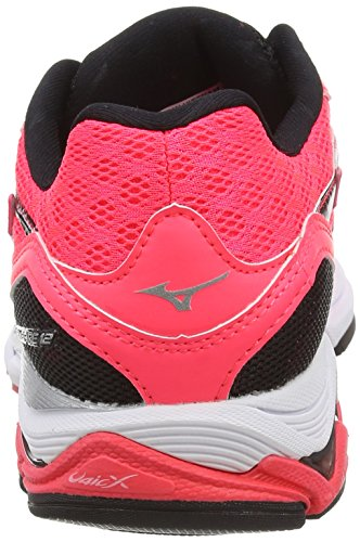 Pink Laufschuhe Pink Wave White Diva 12 Inspire Black Damen Mizuno w0q4IX7X