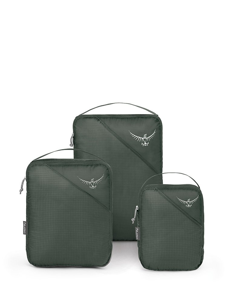 Osprey Packs UL Packing Cube Set Shadow Grey One Size 845136062511