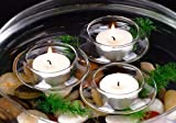 Candles4Less - Floating Tea Light Candle Holders (1 Dozen)
