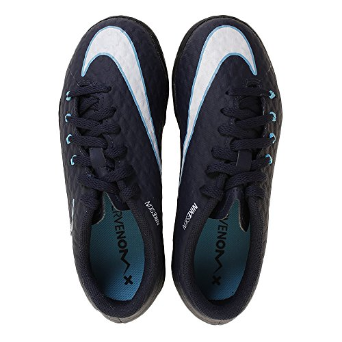 de Chaussures Enfant Obsidienne Jr Football Phelon NIKE TF Bleu Glacier Mixte Gamma Blanc 414 Hypervenomx III Bleu Bleu Bleu YCpxqqzw
