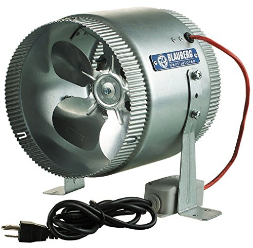 automatic inline duct fan - 2