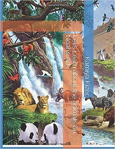 Descargar Gratis Libros Let's Learn About The Animals On Noah's Ark Todo Epub