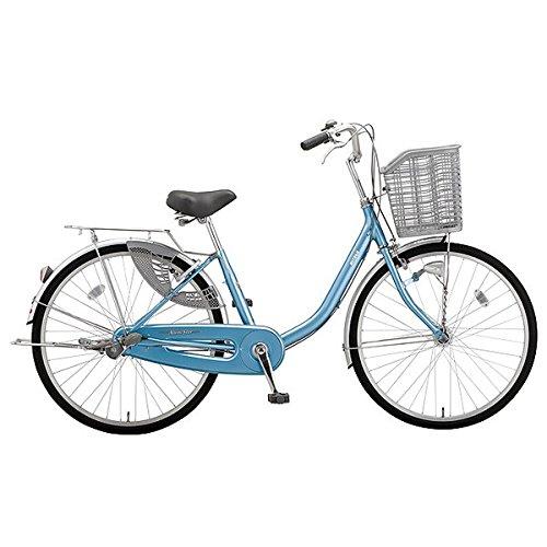 ミヤタ(MIYATA) シティサイクル 自転車 アルミスターU DAU60A8 (AB28) フラッシュブルー B077NS38PY