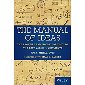 The Manual of Ideas Audiobook