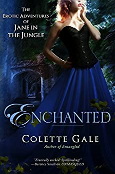 Enchanted: The Sorcerer (The Erotic Adventures of Jane in the Jungle Book 8) by [Gale, Colette]