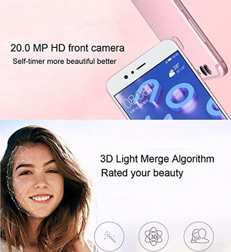 HUAWEI nova 2 Plus BAC-AL00 4GB+128GB 5.5 inch EMUI 5.1 (Android 7.0) Haisi Kirin 659 Octa Core up to 2.36GHz WCDMA & GSM & FDD-LTE (Obsidian Black)