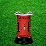CLEVELAND BROWNS TART WARMER - FRAGRANCE LAMP - BY TAGZ SPORTS