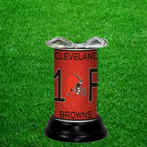 TAGZ Sports Cleveland Browns Tart Warmer - Fragrance LAMP ()