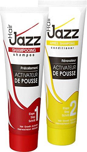 Hair Jazz champú y acondicionador acelerador de crecimiento ...