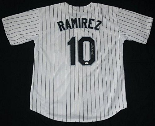 raphed Jersey (chicago White Sox) W/Proof! - Coa! - JSA Certified - Autographed MLB Jerseys ()