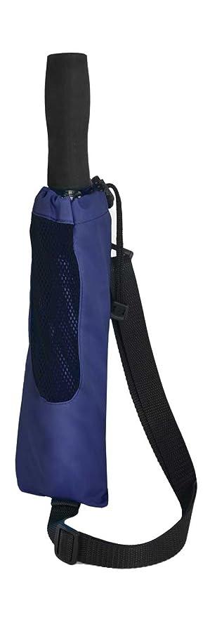 Doppler Paraguas de bolsillo para golf y senderismo, talla XXL, marino