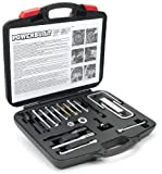 Alltrade 648748 Kit 36 Master Steering Wheel and Lock Plate Puller Tool Set