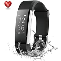 NOVETE Fitness Tracker, Bluetooth 4.0 Heart Rate Monitor...