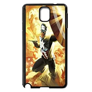 Custom High Quality WUCHAOGUI Phone case Caption American Pattern Protective Case For Samsung Galaxy NOTE4 Case Cover - Case-1