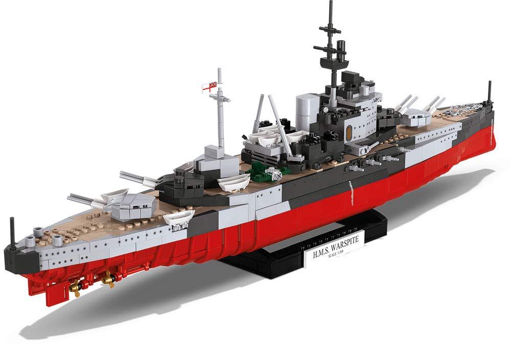 COBI World of Warships HMS Warspite