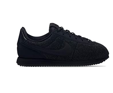 best sneakers a4ce3 1530b Nike Womens Cortez Basic Txt Se (gs) Competition Running Shoes, Black 002,