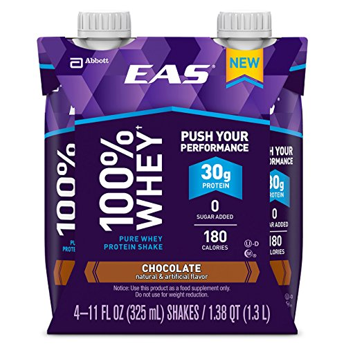 EAS Ready Drink Protein Chocolate