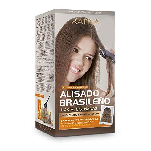 Kativa Keratina y Argán - Kit de Alisado Brasileño - 150 ml