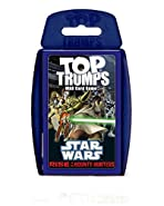 Star Wars Clone Wars 3 Top Trumps Card Game | Educational Card Games