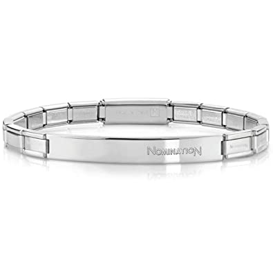 Nomination Women Stainless Steel Chain Bracelet - 439007/20 qQrbt6e9f