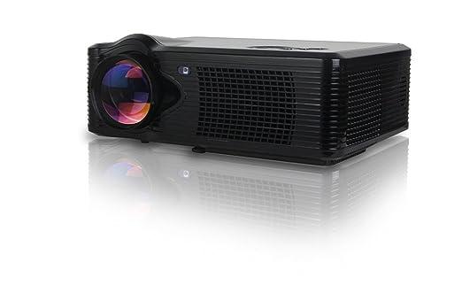 Aodeneng® LED Portátil Proyector De 2200 Púmenes De Cine En Casa ...
