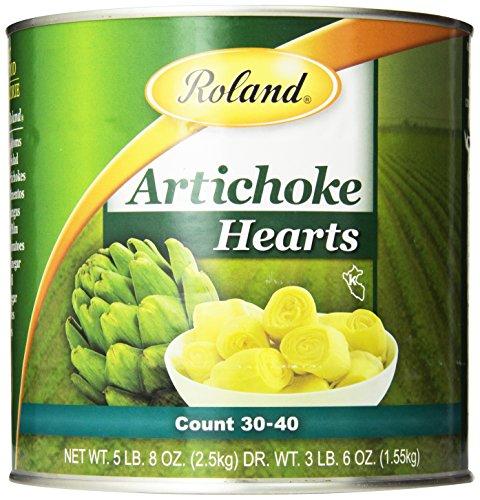 Roland Foods Artichoke Hearts 30 40