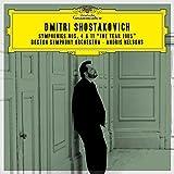 Dmitir Shostakovich: Symphonies Nos. 4 & 11 `The Year 1905