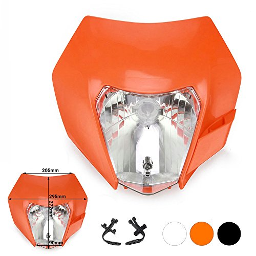 ktm 450 headlight - 1