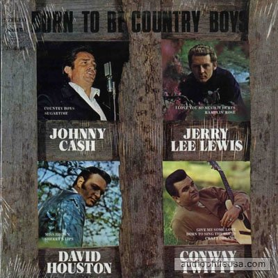 CONWAY TWITTY - Born To Be Country Boys - Zortam Music