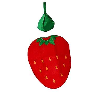 MagiDeal Traje Divertido de Disfraces Forma de Frutas Chili ...