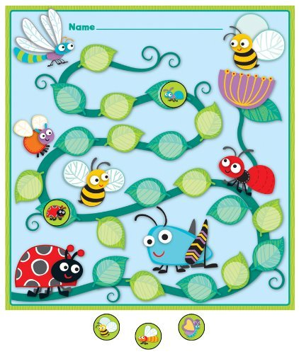 Buggy for Bugs Mini Incentive Charts (January 15,2014) ()