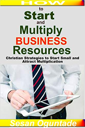 Book: How to Start Profitable Businesses and Organizations from Simple Ideas and With What You Have by Sesan Oguntade