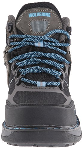 Boot Grey Blue Work Wolverine FX Women's Edge TOgqgI0