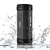 Portable Rechargeable Wireless Bluetooth Speakers For Android,Iphone,Computer(¨Black)