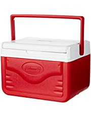 Coleman FlipLid Small Insulated Cooler, 5 Quart