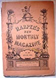img - for Harpers New Monthly Magazine, June, 1890 book / textbook / text book