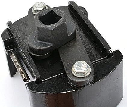 Bmot Universal Ölfilterkappen 1 2 Ölfilter Kappe Ø 60 80 Mm Ölfilterkappen Schlüssel Werkzeug Für Auto Motorrad Auto