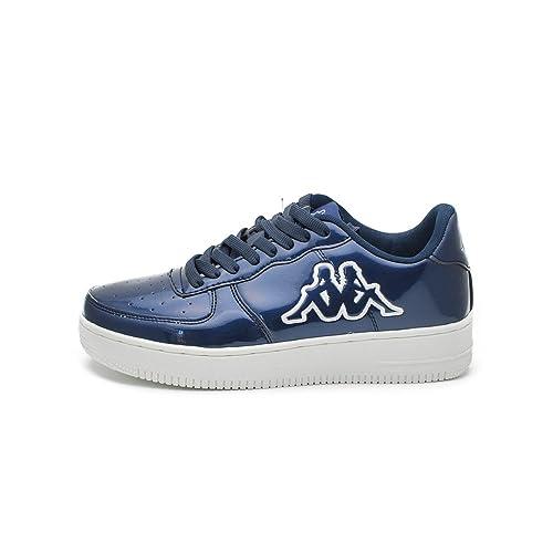 Scarpe Unisex Kappa Caserta Footwear 3025wk0 (41 1-3 - C28 Blue Navy Shiny) 2zukPP
