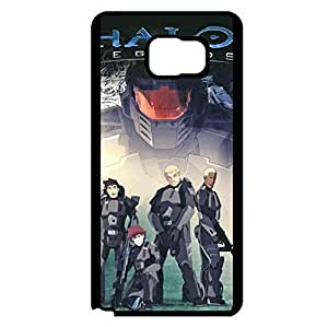 Durable Glance Design Halo Legends Hero Game Mobile Case Cute Halo Legends Printing Phone Case for Samsung Galaxy Note 5