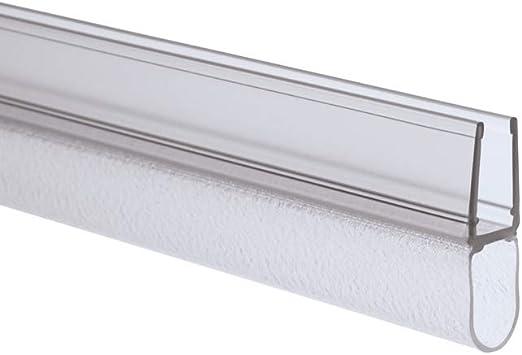 Junta de sellado universal para mampara de bañera, transparente ...