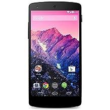 LG Google Nexus 5 Unlocked Phone D821, 16 GB, Black - No 4G in USA - International Version No Warranty