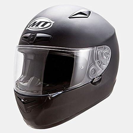 CASCO DE MOTO MT MATRIX SOLID FIBRA VIDRIO (XS, NEGRO BRILLO): Amazon.es: Coche y moto