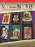 Classic Movie Inst Solo Tr Bk&Cd --- Trompette solo --- Alfred Publishing