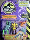 Ian Malcolm from Jurassic Park - Chaos Effect Humans Action Figure Kenner Toy