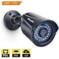 Abowone 2.0MP 1080P Bullet IP Camera with Poe Function IP66 Weatherproof