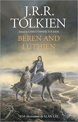 By J  R  R  Tolkien  Beren And L Thien  Hardcover  2017 By J  R  R  Tolkien  Author   Et Al   1879