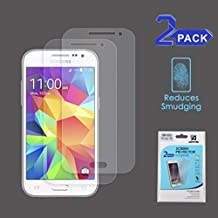 Asmyna Screen Protector for Samsung Prevail LTE/Galaxy Core Prime - Retail Packaging - Clear