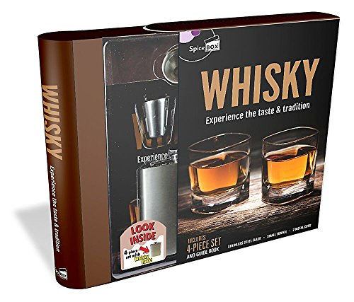 SpiceBox Whisky Experience the Taste & Tradition, Gift Set
