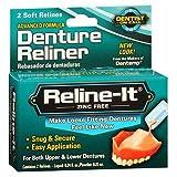 Denture Reliner Reline-It 2 Soft Relines (3 Pack)