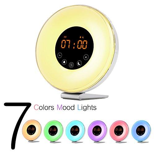 Amazon Natural Light Alarm Clock